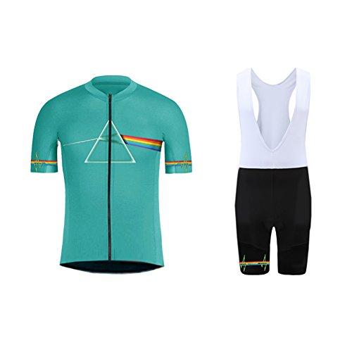 Uglyfrog 2017 New Summer Cyling Set Short Jersey +Bib Shorts Triathlon Wear Brief Professional Classic Retro MTB Bicycle - Triathlon Deutschland