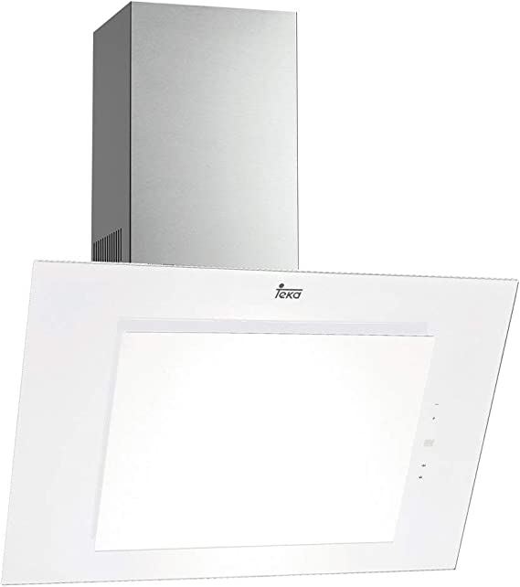 Teka DVT 685 De pared Blanco 786m³/h A - Campana (786 m³/h, Canalizado/Recirculación, A, A, C, 52 dB): 291.61: Amazon.es: Grandes electrodomésticos