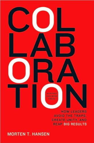 Collaboration (text only) by M.T. Hansen pdf
