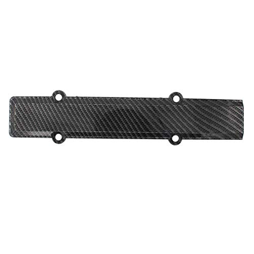 Carbon Fiber Engine Valve Cover Spark Plug Insert for for sale  Delivered anywhere in USA