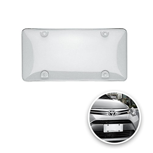 VaygWay Car License Plate Cover- Clear License Shield for sale  Delivered anywhere in USA