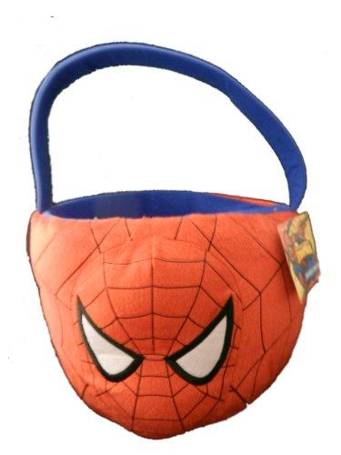 Marvel Spider Sense Spider-man Jumbo Basket Easter or Hallow