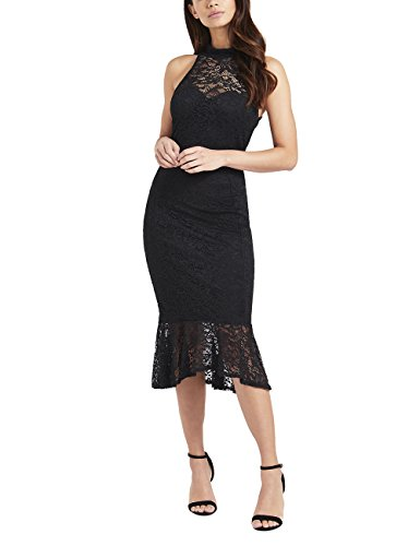 lipsy all over lace dress - 9