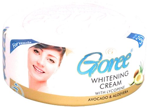 goree Whitening Cream Spots Pimples Removing for Women and Men - Buy