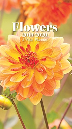 Turner Photo Flowers 2019 Two Year Planner (199989600170 Appointment Planner (19998960017)