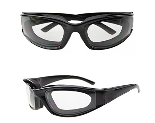 Onion Goggles Eye Glasses Onions Chopping Tears Free Protector Kitchen Tool back - Shapes Frame Eyeglass
