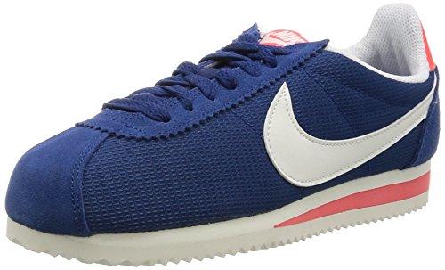 Nike 844892-410 - Zapatillas de deporte Mujer Azul (Coastal Blue / Sail-Bright Crimson)
