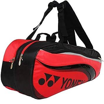 Yonex SUNR 8826TH BT6 Synthetic Badminton Kitbag, BT 6  Red