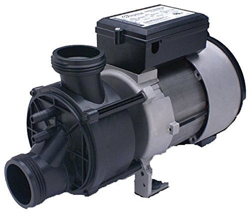 Waterway Genesis Generation Energy Efficient Bath Pump 9.5 amps 115 Volts With Air Switch by Waterway by Waterway