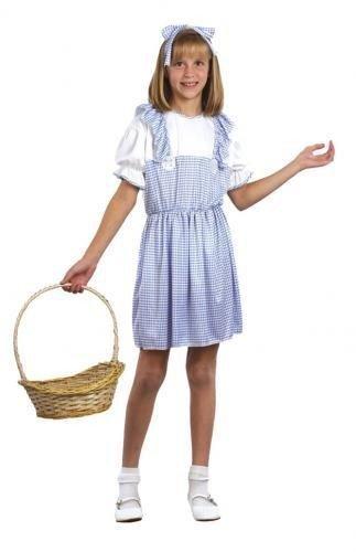 Carnaval - Disfraz de Dorothy infantil, talla 6: Amazon.es ...