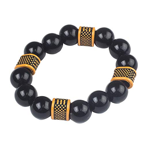 NOVICA Beaded Stretch Bracelet, 7.5