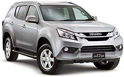 FOR NEW ISUZU MU-X 2014 SUV CHROME BACK TAILGATE HANDLE BOWL INSERT COVER V.1