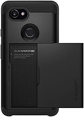 wholesale dealer fb673 08396 Amazon.com: Spigen Slim Armor CS Designed for Google Pixel 2 XL Case ...