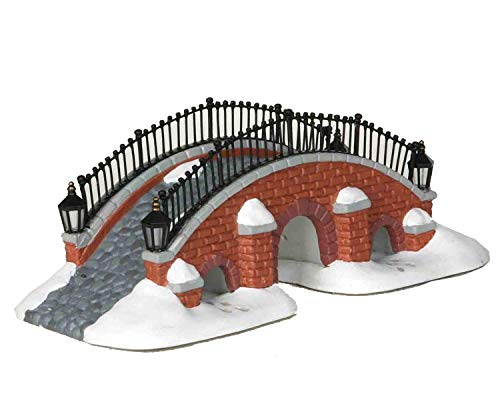 Cold Creek Bridge - Table Accent Lemax 23962