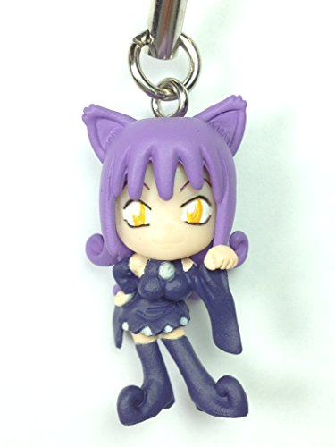 - Soul Eater Blair the Witch Mini Figure Mascot Strap Series 2