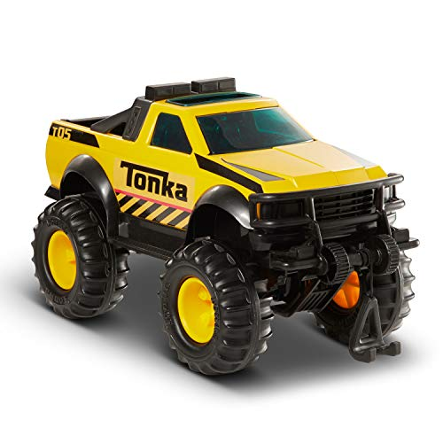 (Funrise Tonka Steel 4x4 Pickup Truck Vehicle)