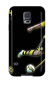 Evelin Garza Snap On Hard Case Cover Neven Subotic Dortmund Protector For Galaxy S5