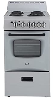 Amazon.com: Danby DER200W 20-Inch Wide Electric Range with Coil ...