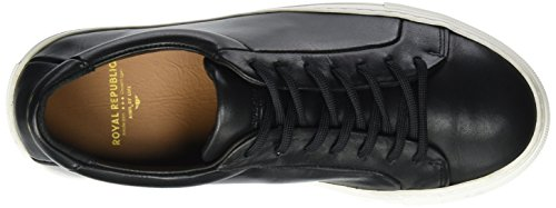 Royal Base Shoe Elpique Nero Nero Donna Sneaker RepubliQ SE6qrzwxEp