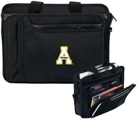 CollegeFanGear Appalachian State Paragon Black Compu Brief App State A