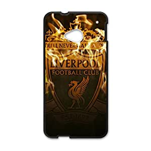 Liverpool Cell Phone Case for HTC One M7