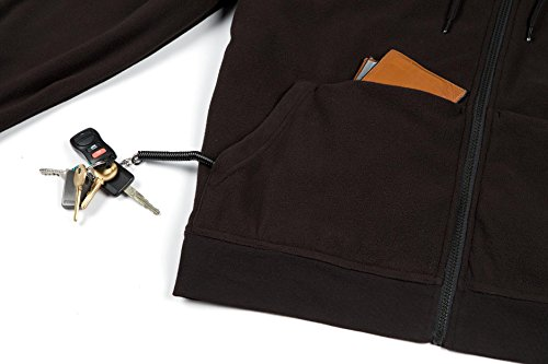 SCOTTeVEST Hoodie Microfleece - 19 Pockets - Small by SCOTTeVEST (Image #5)