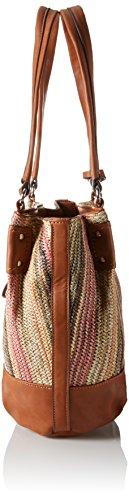 Gabor Lesina - Bolso de hombro Mujer Multicolor (Multi)