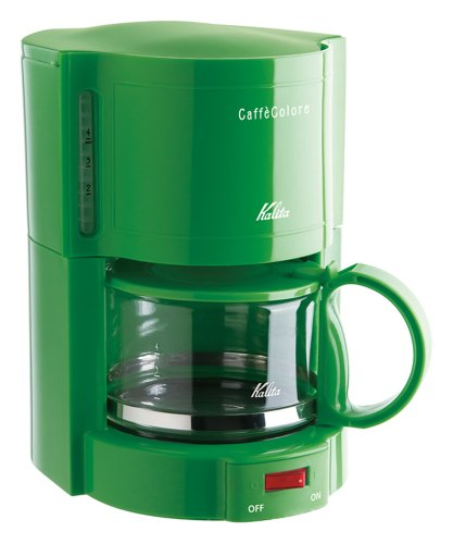 green 4 cup coffee maker - 4