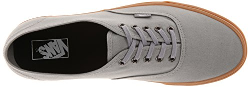 Vans Gumsole Authentic Vans Authentic Grey frost zq8Tggpw