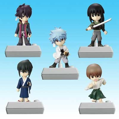Chibi Voice Gintama Part 3 will come out in the old days of wearing the knitted all five sets