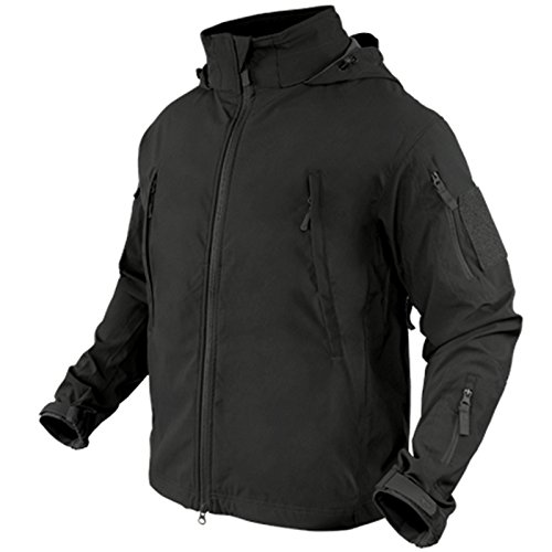 Condor SUMMIT Zero Lightweight Soft Shell Jacket - 609 (L, Black)