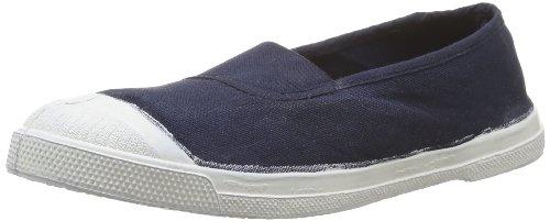 Bensimon Tennis Elastique - Zapatillas Azul (Bleu (Marine 516))