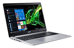 "Change to Acer Aspire 5 Slim Laptop, 15.6"" Full HD IPS Display, AMD Ryzen 3 3200U, Vega 3 Graphics, 4GB DDR4, 128GB SSD, Backlit Keyboard, Windows 10 in S Mode, A515-43-R19L"