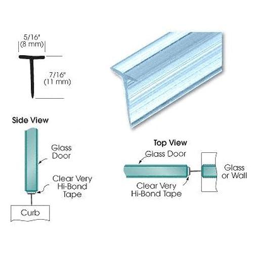 Shower Door Strip Amazon Com