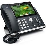 Yealink T48G - Teléfono VOIP con pantalla, color negro