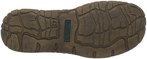 De Sport 345 Josef 09 Haut Brun castagne Seibel Chaussures Dominic Hommes qTFUXq