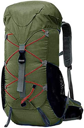 BAJIMI アウトドアハイキングキャンプ旅行35L大型スポーツバッグ/スタイル/Fのための防水バックパック