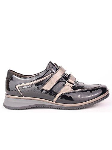 Mephisto - Zapatillas para mujer negro