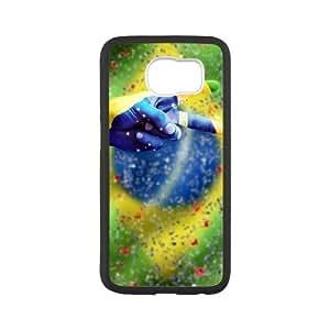 Samsung Galaxy S6 Cell Phone Case , World Cup Theme Custom Phone Case