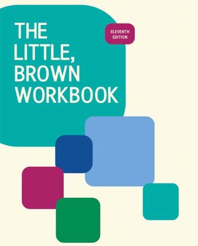 The Little, Brown Workbook