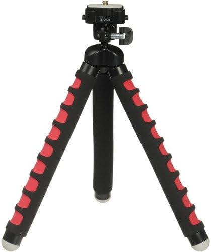 6 Pack Magnus Maxigrip Flexible Tripod Red