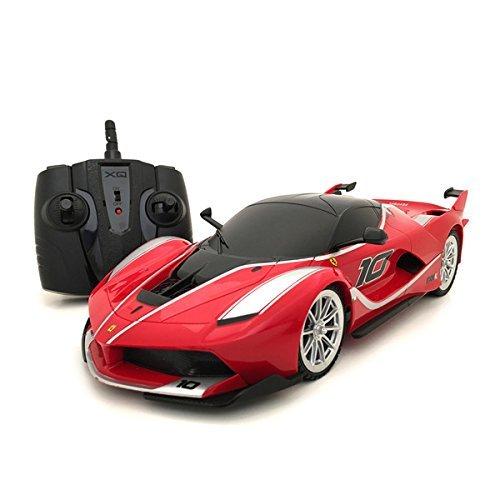 2.4 GHz Remote Control 1:18-scale Ferrari FXX-K Multi-channel RC SuperCar