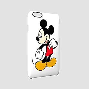 Mickey Mouse Disney Hard Snap-On Protective iPhone 6 Plus / iPhone 6s Plus Case Cover