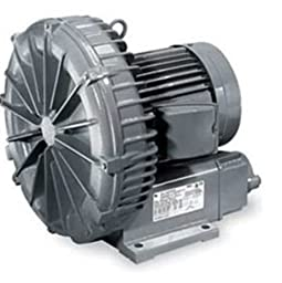 FUGI Regenerative Blower, 2.50 HP, 154 CFM, VFC500A-7W, New