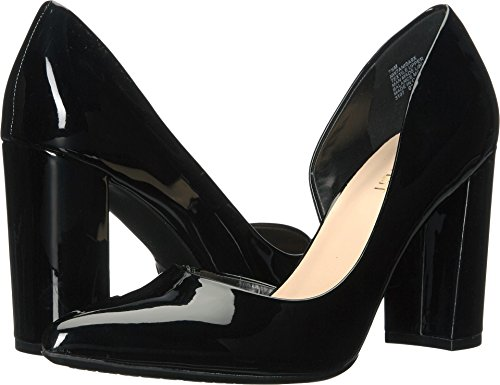 Nine West Women's ANISA9X Synthetic Pump, Black, 6.5 M US