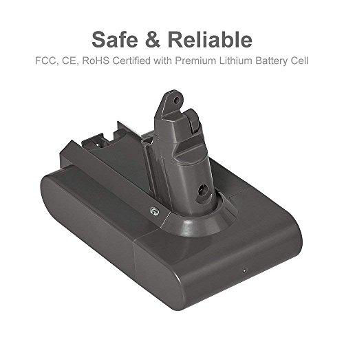 LiBatter Battery For DC58 965874-02 Handheld Replacement Batteries