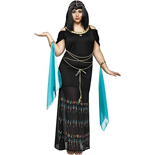 Fun World Egyptian Queen Costume