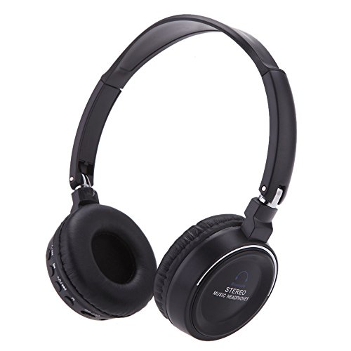 TOOGOO Wireless 3 in 1 Multifunctional Stereo Bluetooth Head