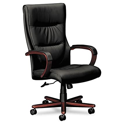 amazon com hon basyx by hvl844 executive chair for office or