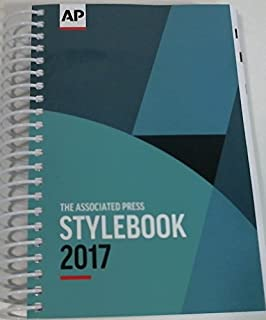 The associated press stylebook 2018 and briefing on media law the 2017 associated press stylebook fandeluxe Choice Image